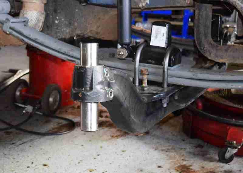 Axle Surgeon Of Oklahoma - Steer Axle Repair